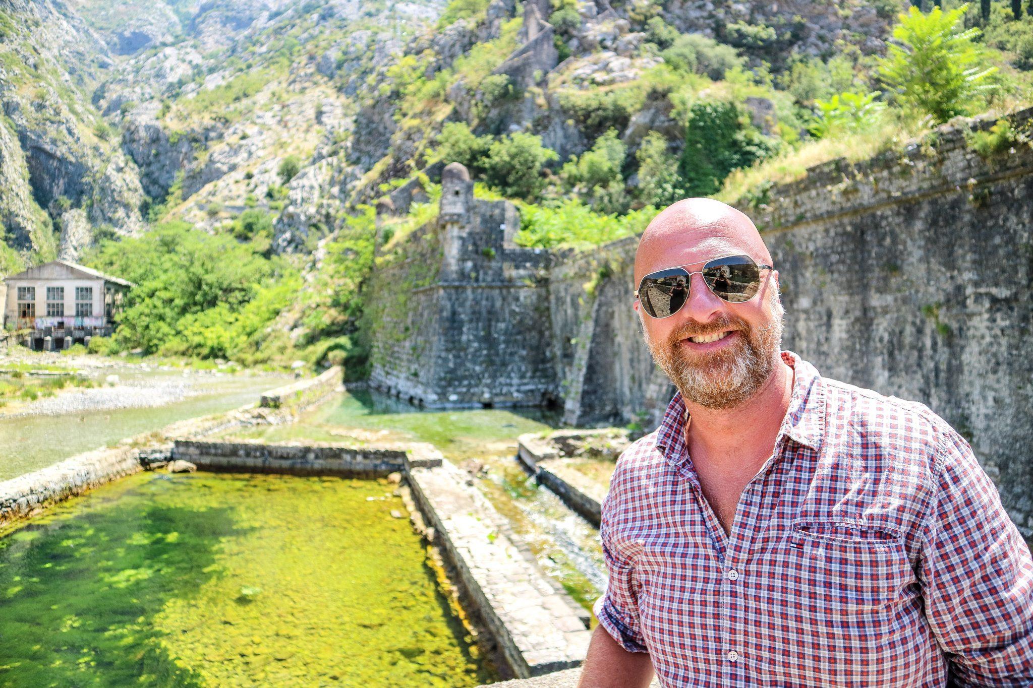 Mr ESLT in Kotor, Montenegro