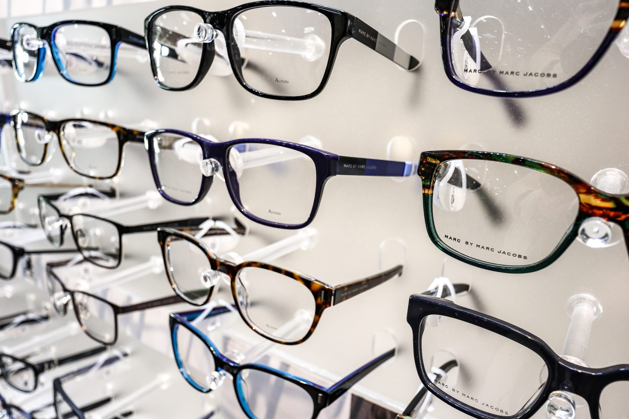 Frames at M&S Opticians, York