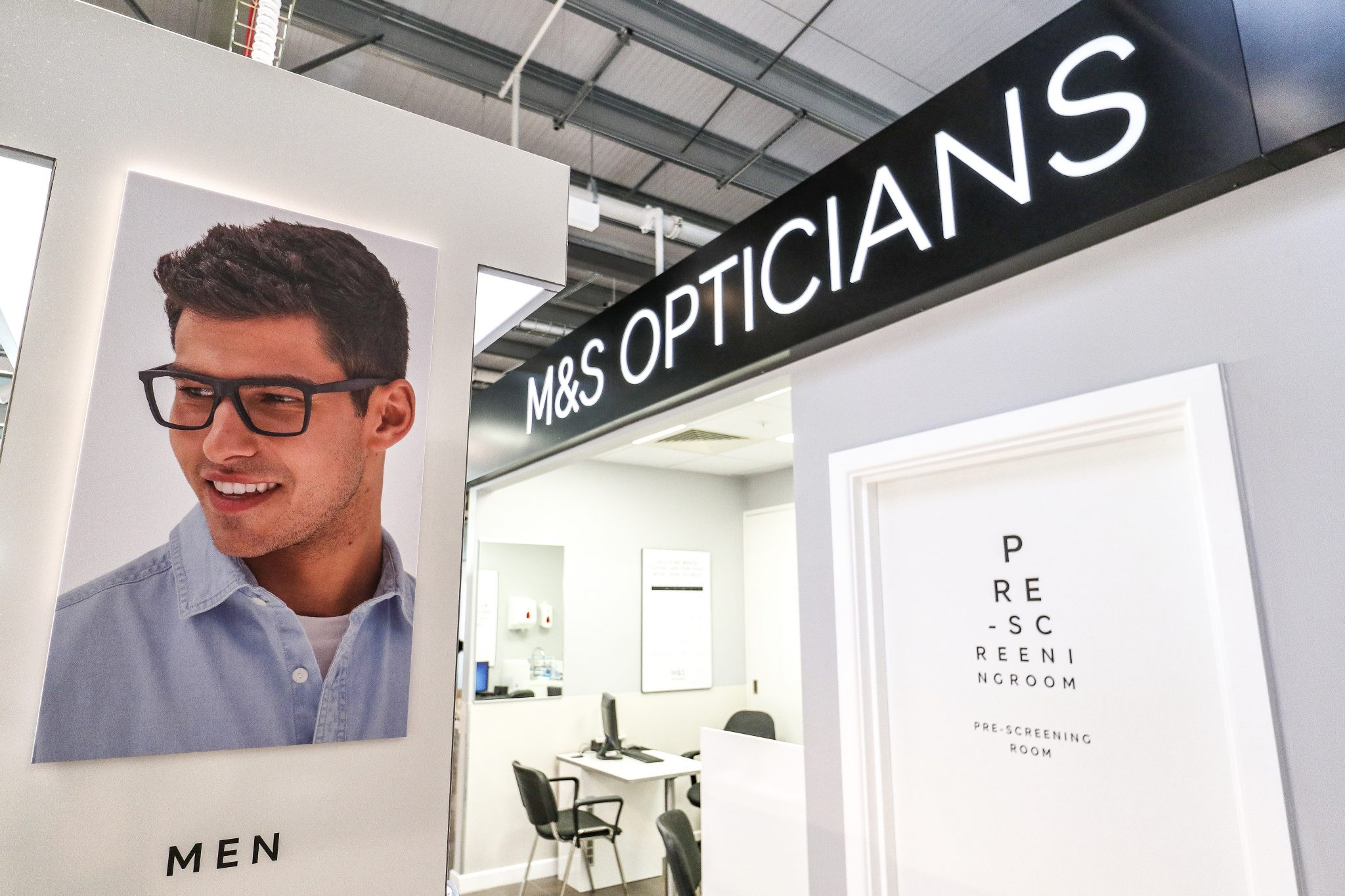 M&S Opticians, York
